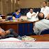 Reunião da comissão de finanças