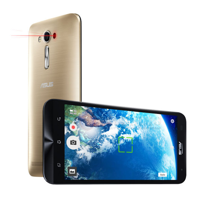 Asus Zenfone 2 Lazer mendapatkan update Android v6.0 Marshmallow