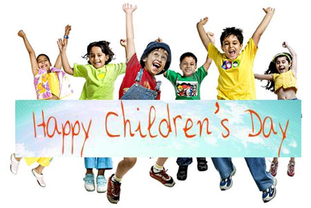 Banco de Imagenes y fotos gratis: Feliz Dia del Niño en Ingles