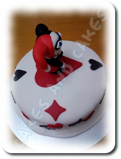 Harley Quinn Cake Images