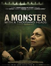 pelicula Un monstruo de mil cabezas (2015)