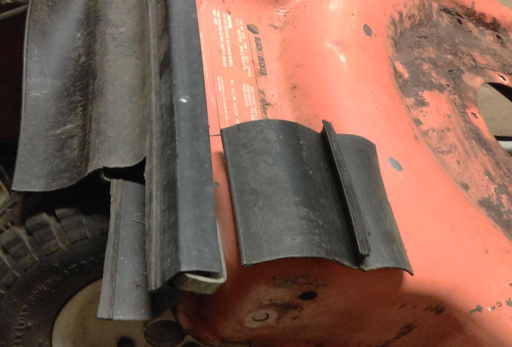 Garage Door Floor Seal Hole Repair Health Home Auto Tips And