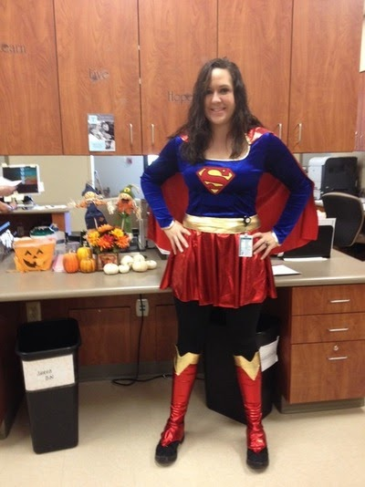 Super Girl Halloween