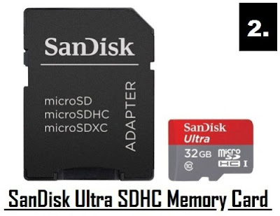 top 5 memory card for mobile