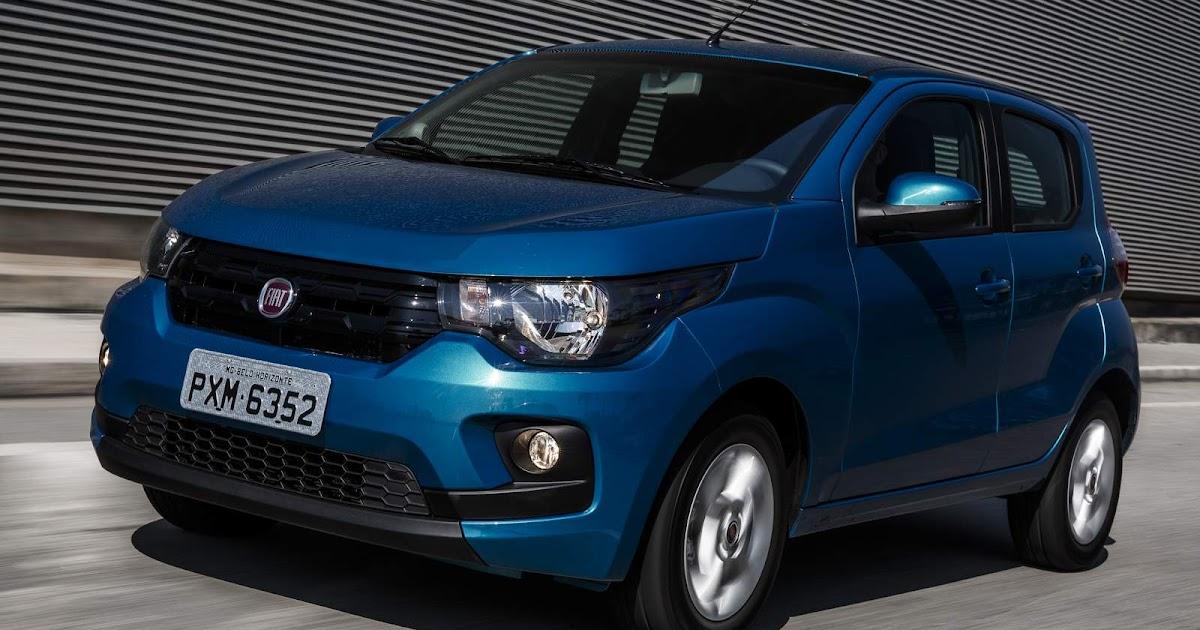 Fiat Mobi: preço de R$ 31.900 reais na versão Easy pelada
