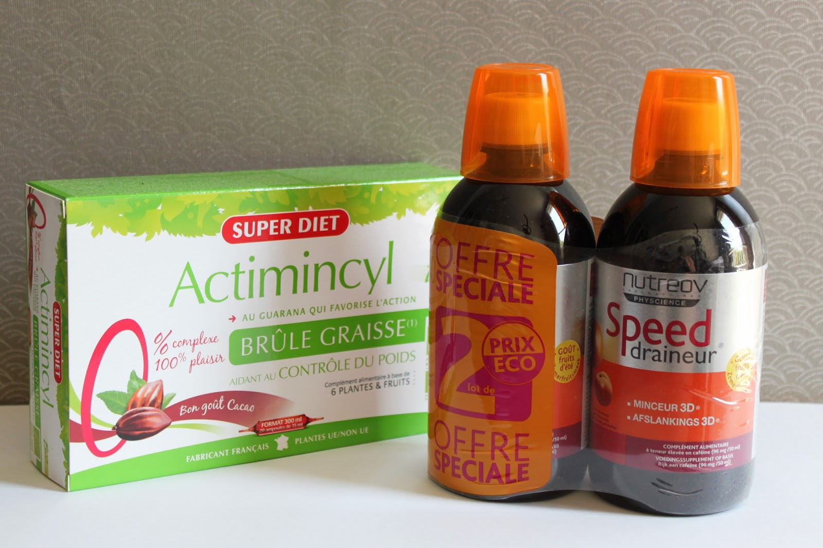 J'ai testé le Coffret printemps - Mon avis sur la box beauté, soin, minceur, green Top Santé - préparer l'été - @DEUXAIMES