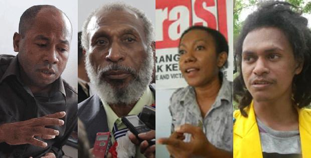 Presiden NRFPB, Aktivis HAM, Hingga Pengurus OKP juga Digarap BIN?
