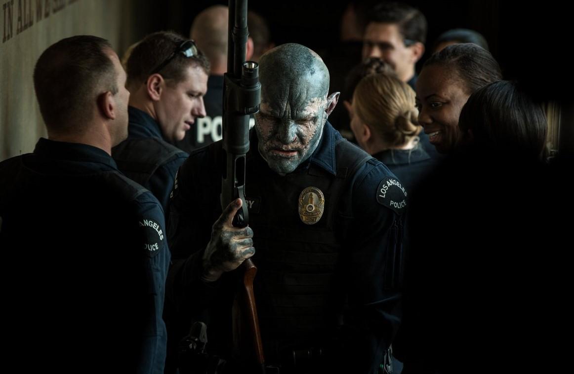 Novas imagens de Bright, novo filme da Netflix com Will Smith