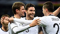 Jerman vs Italia 4-1 Video Gol & Highlights