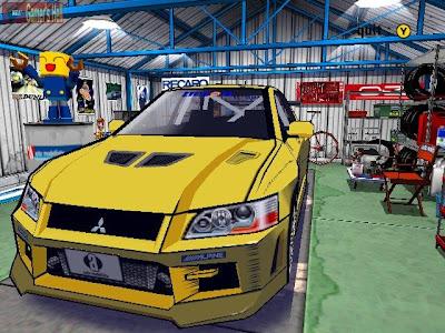Auto Modellista (PS2) 2004