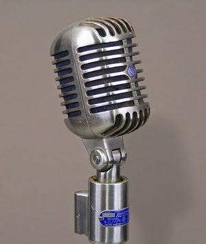Vintage Atlas Sound Microphone Stand