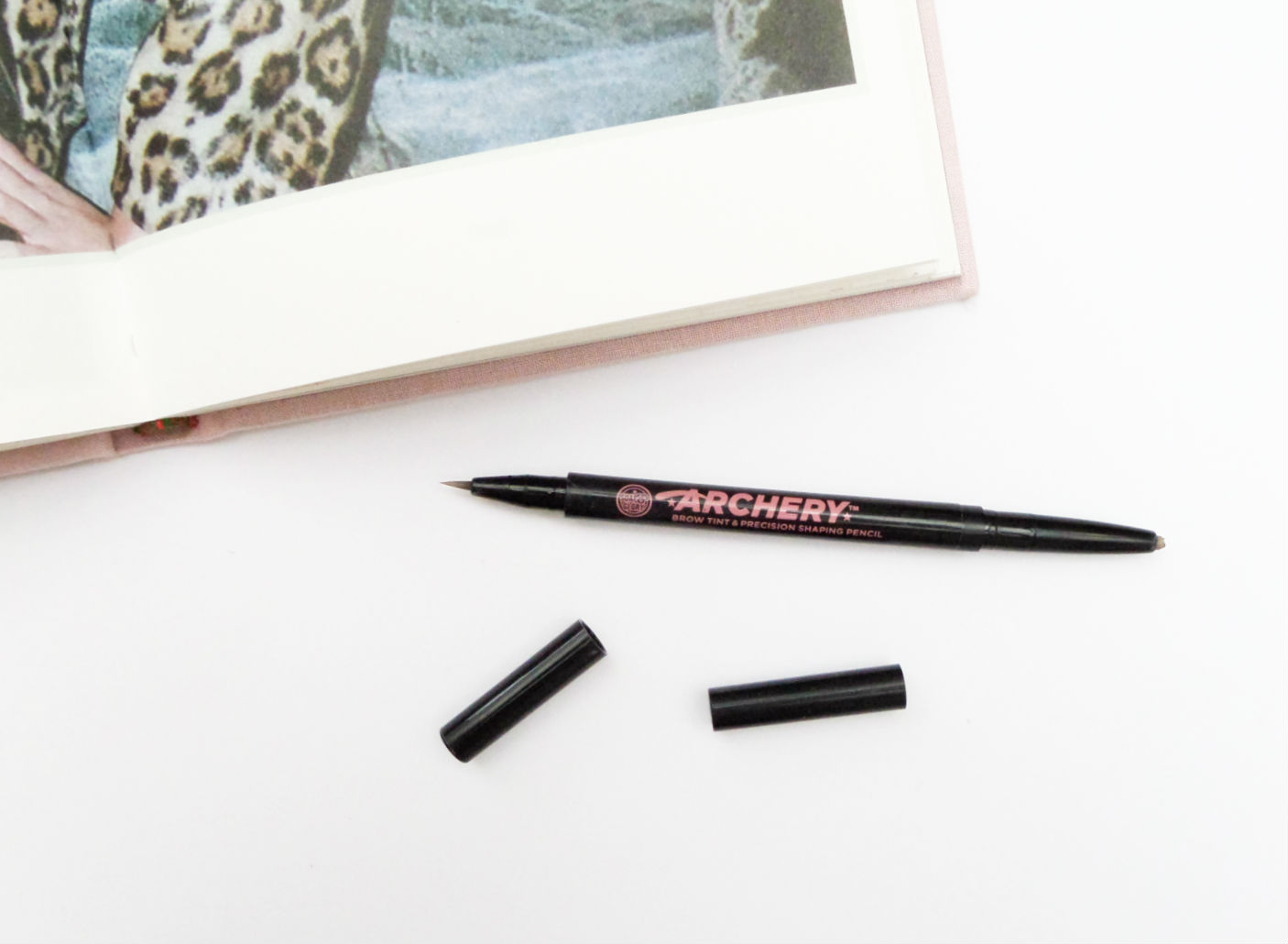 Soap and Glory Brow Archery Love is Blonde Review