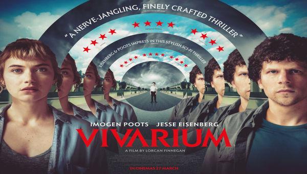 Cartel de la entrada Vivarium