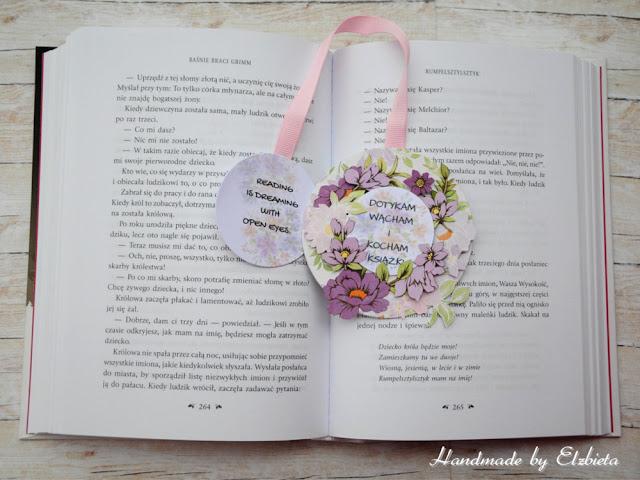 Dla miłośników książek… i kwiatów