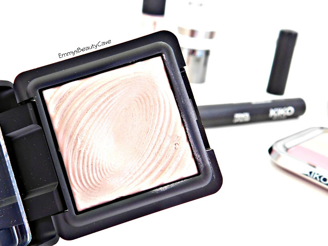 KIKO Water Eye Shadow 201 Rosy Taupe
