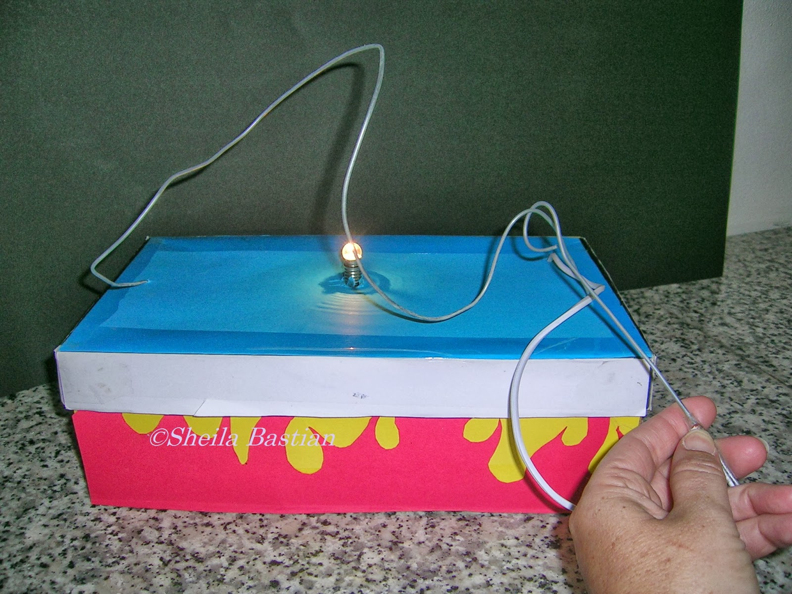 Science Magazine: SCIENCE FAIR PROJECT- ELECTRICITY GAMES