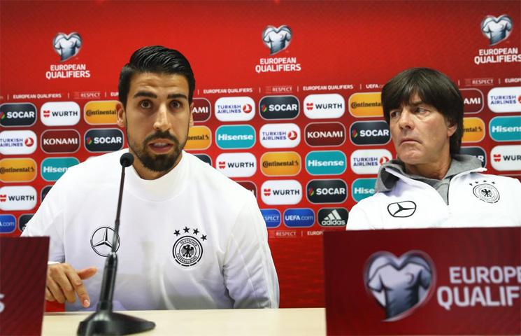 """Khedira: """"Napredovao sam u Juventusu"""""""