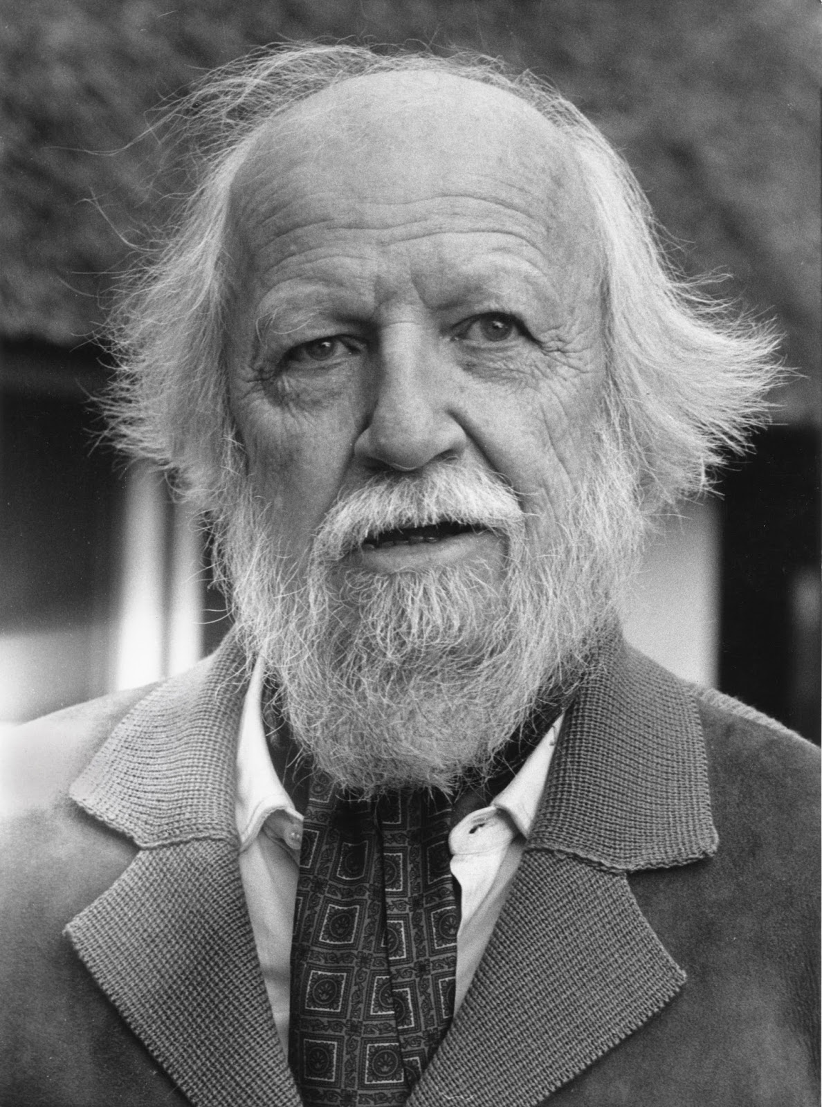 Резултат с изображение за William Gerald Golding