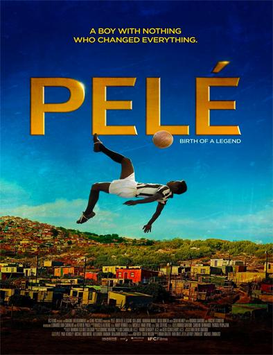 Ver Pelé, el nacimiento de una leyenda (2016) Online