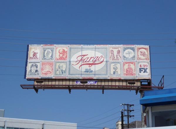 Fargo season 3 billboard