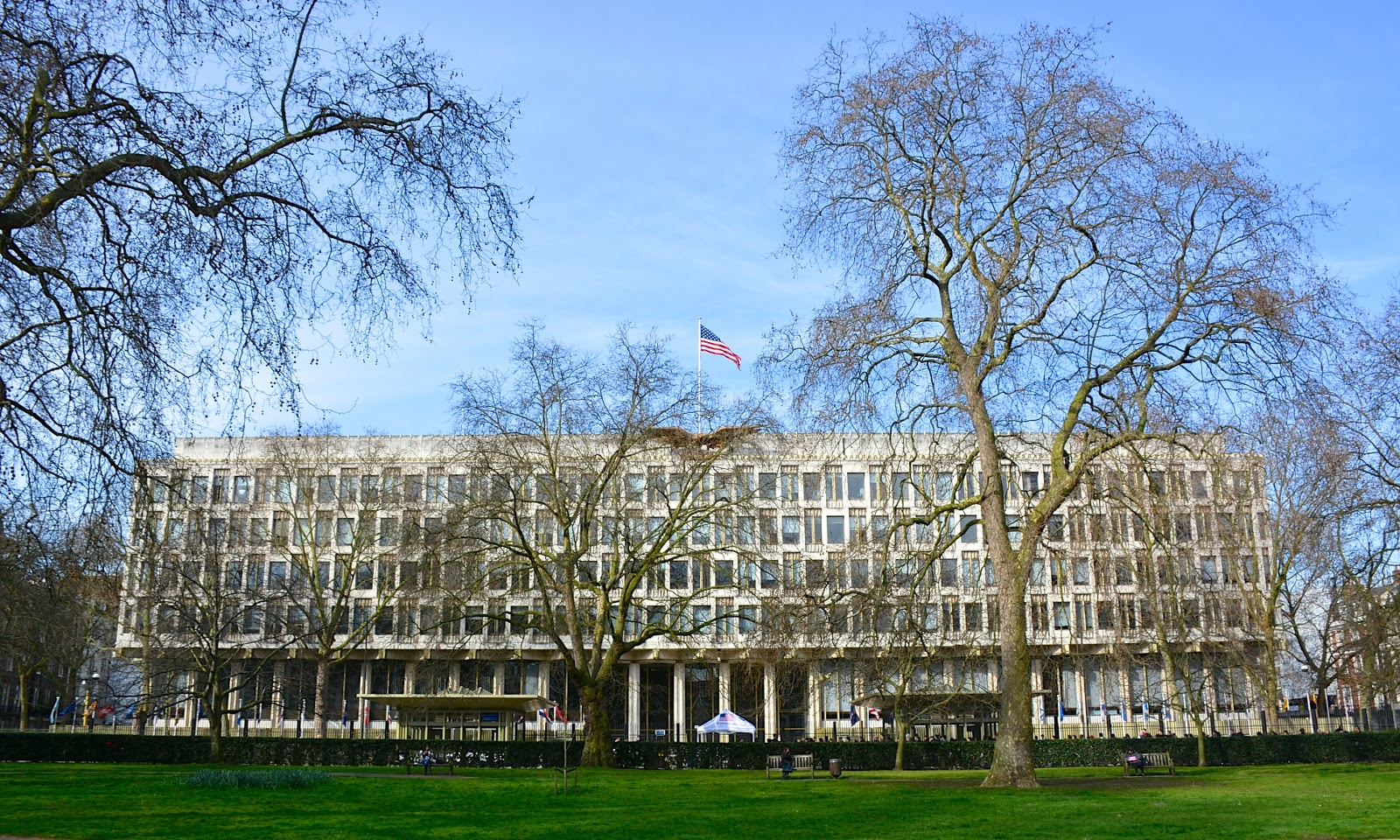U.S. Embassy in London