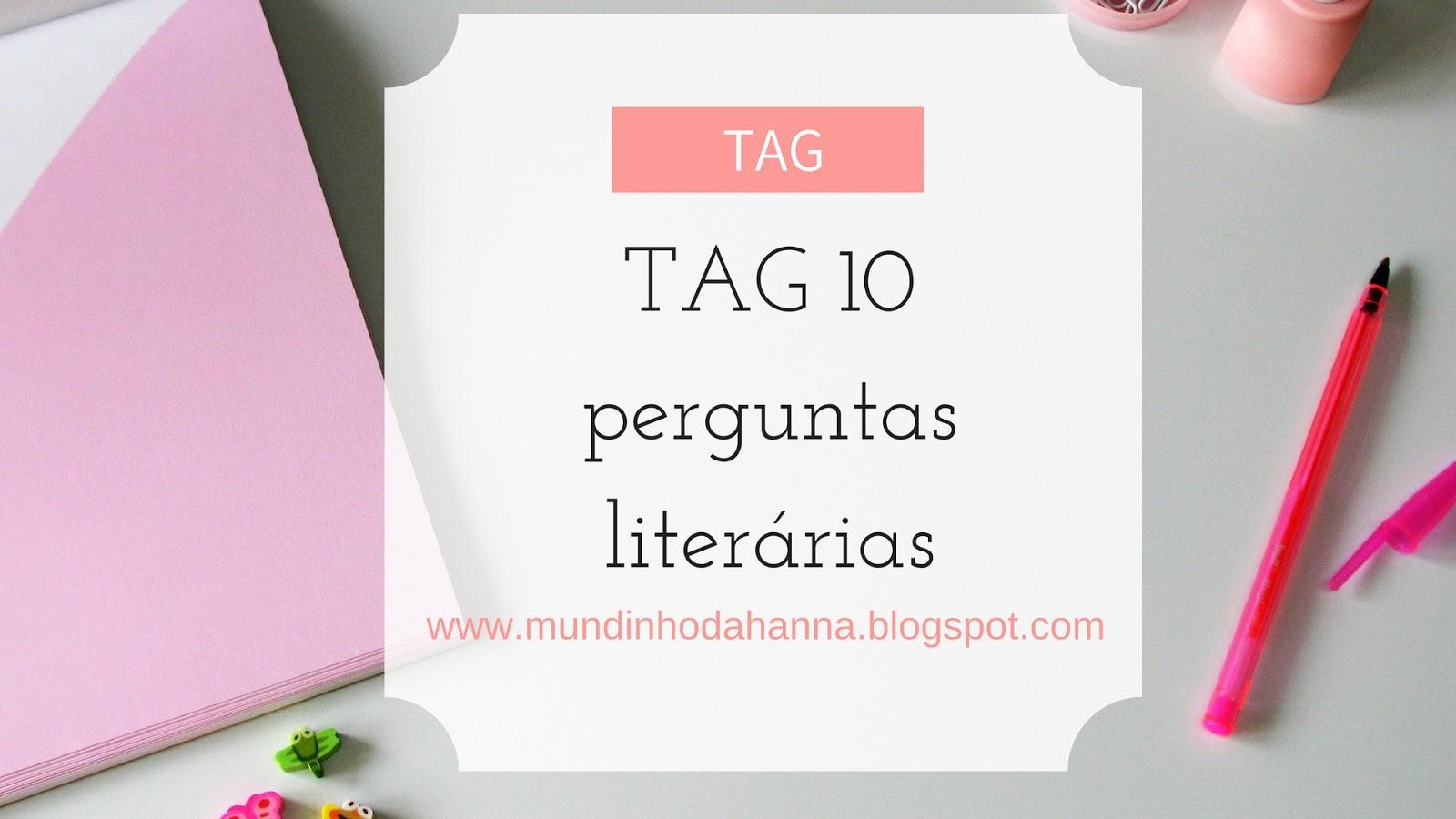 10 perguntas literárias