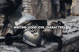 writing good evil characters