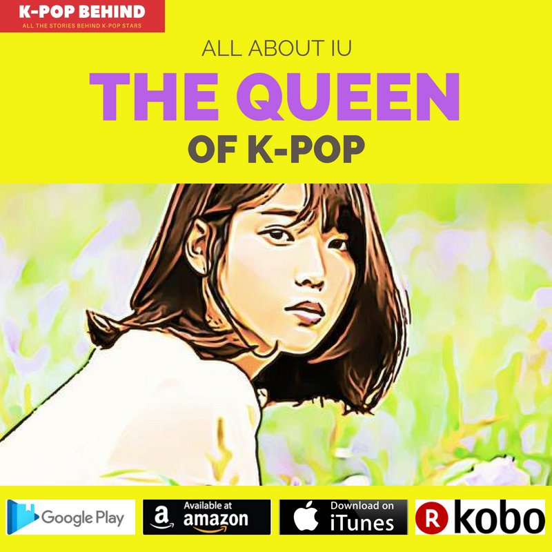 IU: The Queen of K-pop is now available on Google Play Books too