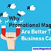 Why Promotional Magnets Are Better Than Business Cards