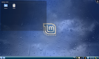 Linux Mint KDE4 edition
