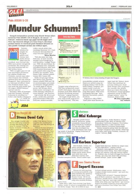 NASIONAL: PIALA ASEAN U-20