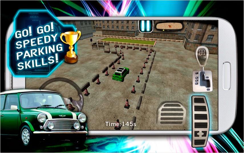 تحميل لعبه Funky Parking 3D للاندرويد