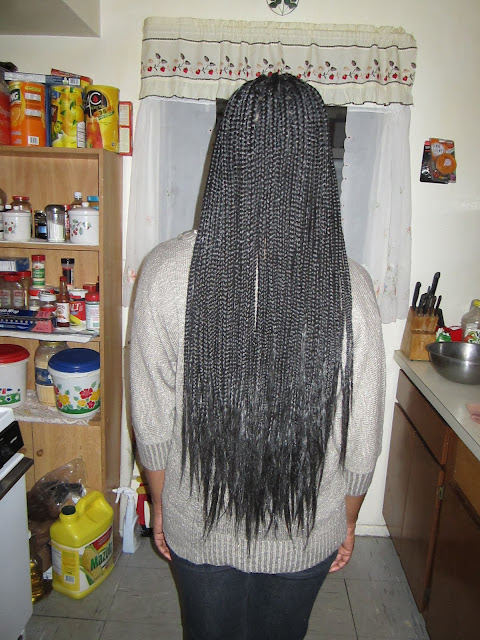 Unlike Burning The Tips Of Your Braids To Give It A More Natural Look Opt For Feather Pictures Below