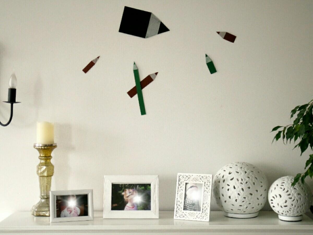 pamelopee einschulung die tisch deko selbstgemacht. Black Bedroom Furniture Sets. Home Design Ideas
