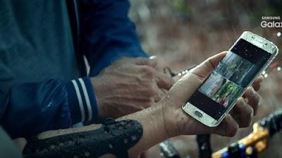 Samsung Galaxy S7 Water Resistance