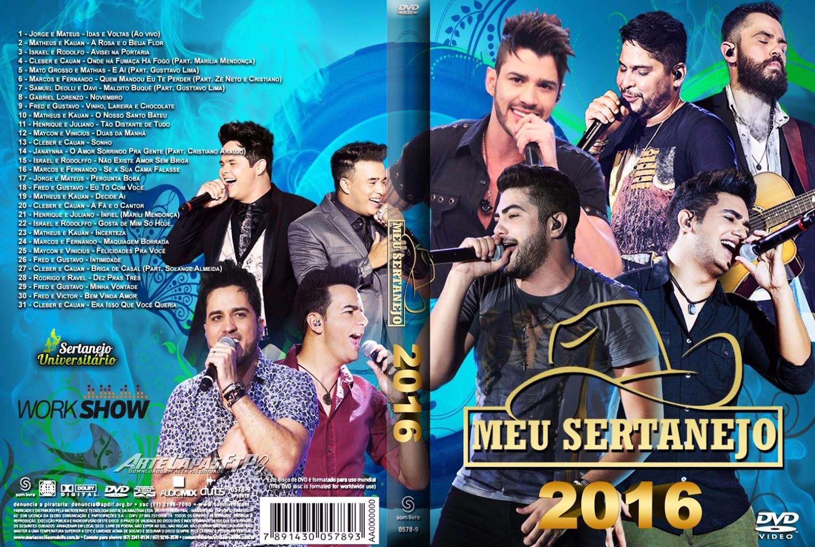 Meu Sertanejo 2016 Vol.1 DVDRip + DVD-R Meu 2BSertanejo 2B2016 2BVol