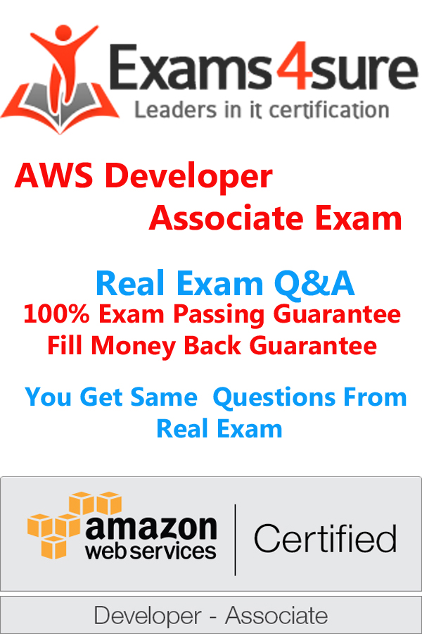 Aws Certified Developer Associate Exam Questions