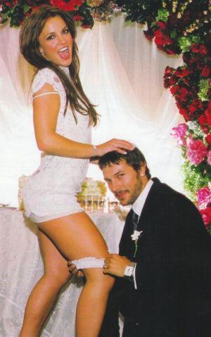 Lauren holly sex tape