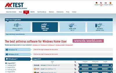 افضل-موقع-لمعرفة-افضل-برامج-مكافحة-الفيروسات-لأنظمة-تشغيل-Windows-ويندوز-2