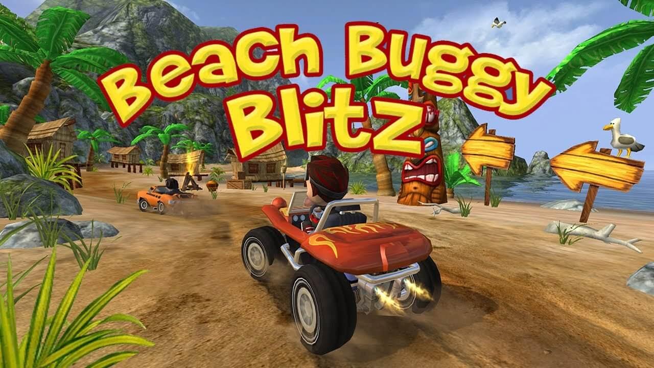 beach buggy blitz مهكرة
