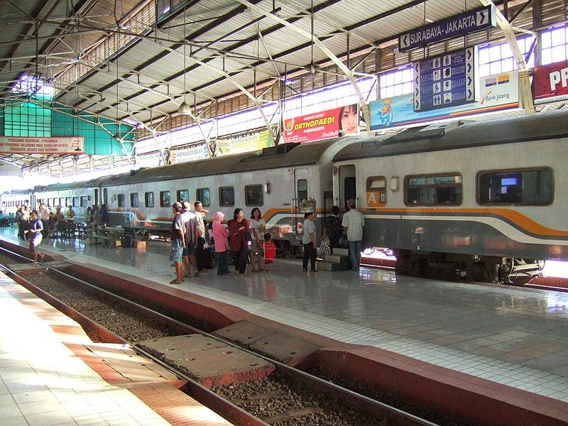 Jadwal Kereta Api Ekonomi AC Purwokerto-Jakarta 2014