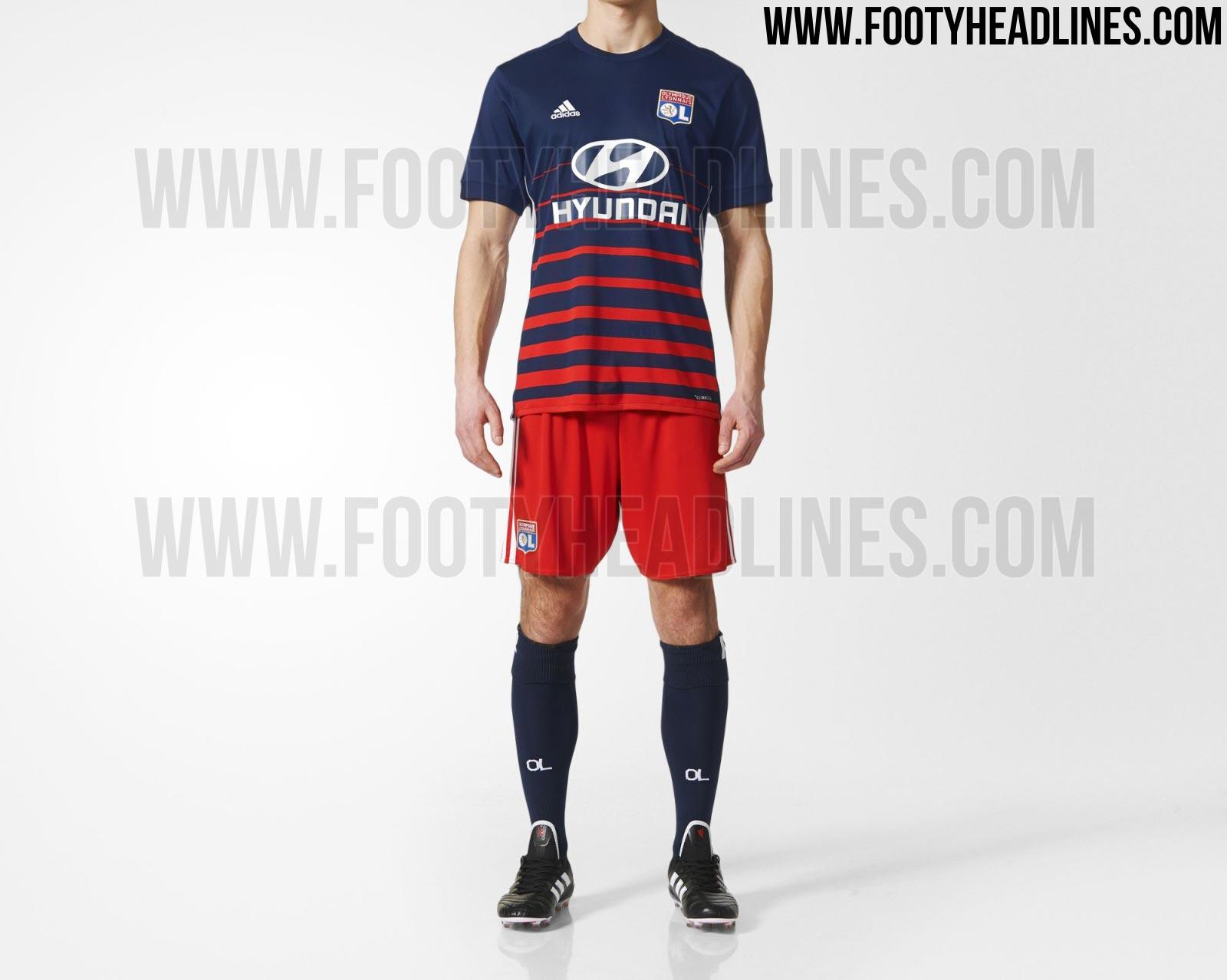 Lyon Fc Kit