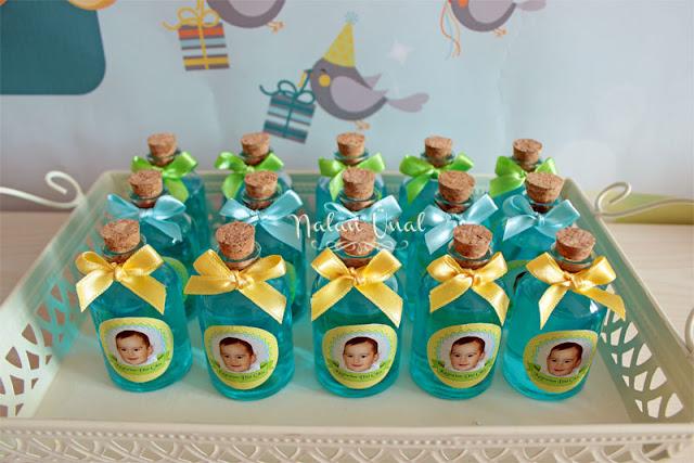 diş buğdayı partisi için hediyelik etiketli şişe