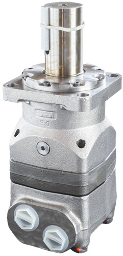 Low speed high torque geroller and gerotor hydraulic motors