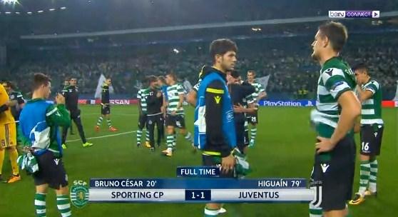 فيديو : يوفنتوس يتعادل مع سبورتينج لشبونة بهدف لكل منهما الثلاثاء 31-10-2017 دوري أبطال أوروبا