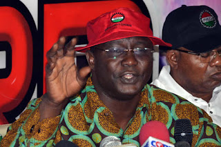 Political news :  Democracy has benefited only the political class – NLC