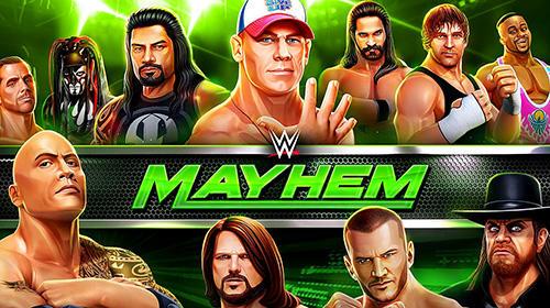 WWE Mayhem APK+OBB+MODs Unlocked & Hack Download