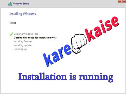 windows-10-install-ho-raha-hai