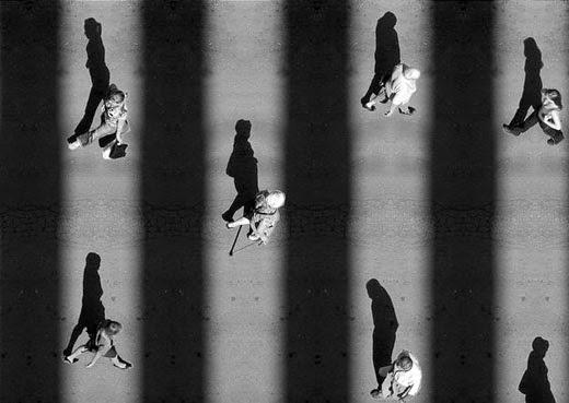 La fotografía de Alexey Bednij.