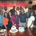 Busty OAP Toolz Shares Pictures From Her Husband's Birthday Party